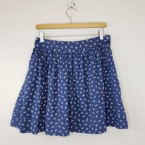 Vineyard Vines | Pleated Anchor Skirt